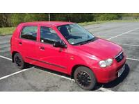 SUZUKI ALTO 1.1 5 DOOR HATCH