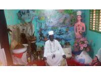 SHEIKH KEBBAH- RENOWN AFRICAN SPIRITUAL HEALER, TOP BLACK MAGIC REMOVER & SPELL CASTER