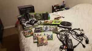 Limited Edition Halo Reach Xbox 360 and Games