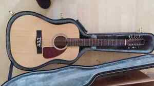 Fender 12 string acoustic electric