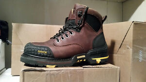 DAKOTA SCORPION WORK BOOTS SZ 10