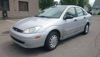 2003 Ford Focus A/C Sedan AUTOMATIC
