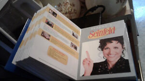 Selling complete series of seinfeld..opened but never watched ..