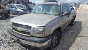 2003 SILVERADO  JUST IN FOR PARTS AT PIC N SAVE! WELLAND