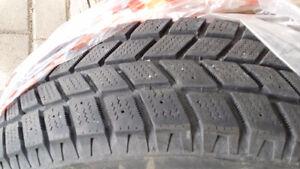 Hankook Winter Tires 205/70 R15 Set of 4