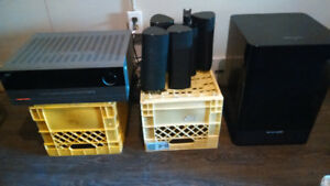 Complete Harman/Kardon Home theater system