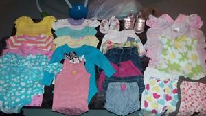 Baby girl clothing 0-18 month