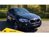 2015 BMW X6 xDrive30d M Sport 5dr Step Automatic Diesel Estate