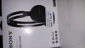 Sony WH-CH 400 Wireless Stereo Headsets
