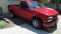 1990 Chevy Sport Truck