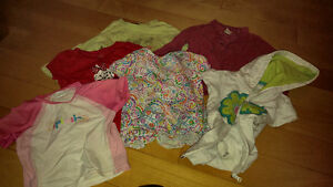3T and 4T shirts $5 for all