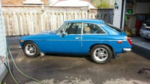 Selling my 1972 MGB GT V6 (New Asking Price)