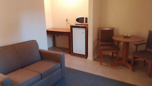 Furnished Rooms for Daily,Weekly,Monthly Stays - All Inclusive