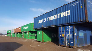Wanted: MONEY for your unwanted Sea Containers!!!!