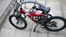 Boys Bike 20 inch wheels, good condition