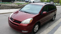 2005 Toyota Sienna LE, service by toyota, power sliding doors