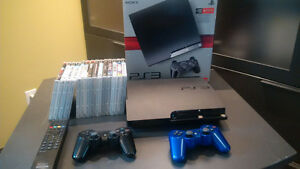 Sony Playstation 3 PS3 250GB - excellent condition