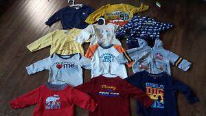 Clothing various brands