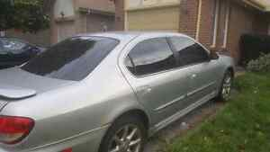 2002 Infiniti I35 Silver Other
