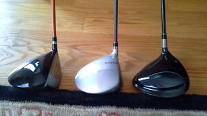 2 drivers for sale