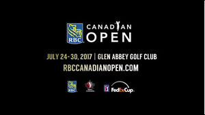 2 Canadian open tickets for 2 days (practice rounds)