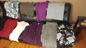 Size large maternity lot for sale