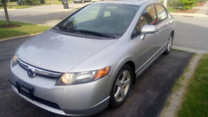 2007 Honda Civic EX Certified Low KM