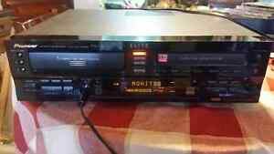 PIONEER ELITE CD Player/Recorder/DAC
