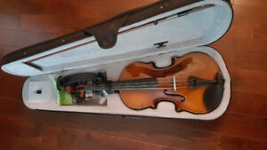 Acoustic electric violin 4/4