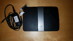 Used Linksys E4200 Dual Band Wireless Router