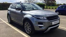 2013 Land Rover Range Rover Evoque 2.2 SD4 190hp Dynamic LUX Automatic Diesel Es