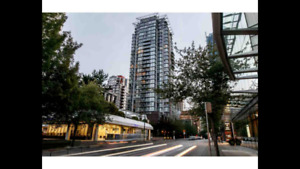 1 Bedroom apartment in Downtown Vancouver for rent