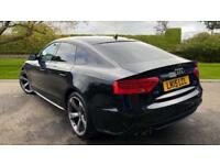 2015 Audi A5 2.0 TDI 177 Black Ed Plus Auto Automatic Diesel Hatchback