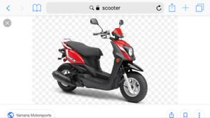 J'achète scooter toute marque