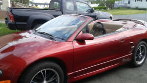 1997 Mitsubishi Eclipse Spyder For Sale