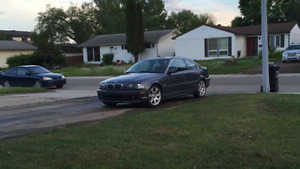 Clean 2002 BMW 325 ci Coupe