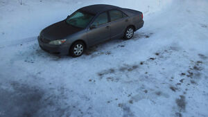 2003 Toyota Camry Familiale
