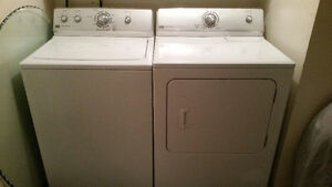Gently Used Maytag Washer and Dryer in Mint Condition