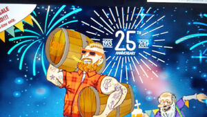 Great Canadian Beer Festival Tickets (25th Anniversary)