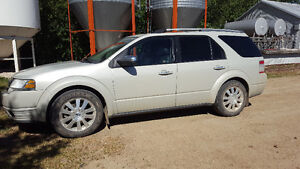 2008 Ford Taurus Limited Wagon