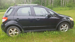 Suzuki SX4  AWD +parts car