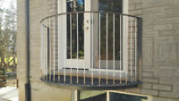 ✯ Custom Railing ✯ Balcony Gate Door Metal Railing ✯905-891-0441