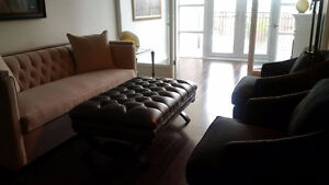 Contemporary Livingroom Furniture – NEW!! (will sell separately)