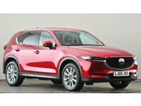 2018 Mazda CX-5 2.0 Sport Nav+ 5dr Estate petrol Manual