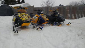 Skidoo rev cylinders and many more parts