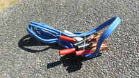 12' HEAVY GAUGE JUMPER CABLES