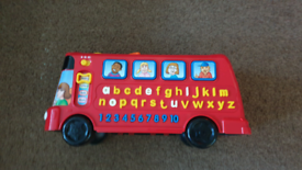 Early Learning Centre Phonics Bus