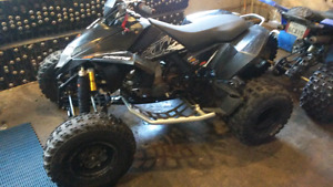 2008 KTM 525 XC ATV LIMITED EDITION BLACK