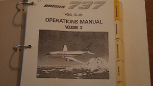 Boeing 737 Operations Manual West Island Greater Montréal image 7