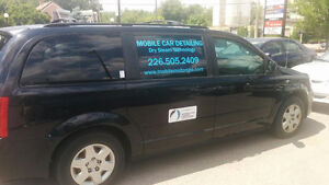 The Deepest Cleaning Your Car Can Get ! Kitchener / Waterloo Kitchener Area image 2